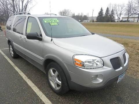 2006 Pontiac Montana SV6 for sale in Hutchinson, MN