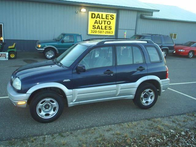 1999 Suzuki Grand Vitara 4dr JLX 4WD SUV In Hutchinson MN