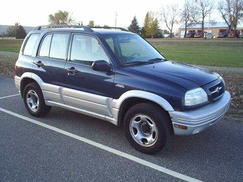 1999 Suzuki Grand Vitara For Sale In Hutchinson MN