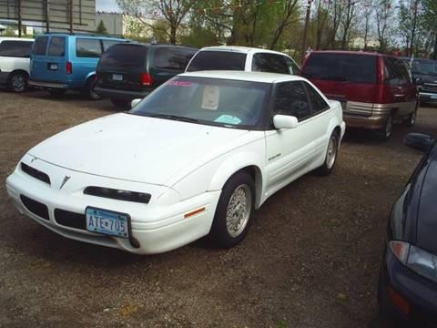 1994 Pontiac Grand Prix for sale in Hutchinson, MN
