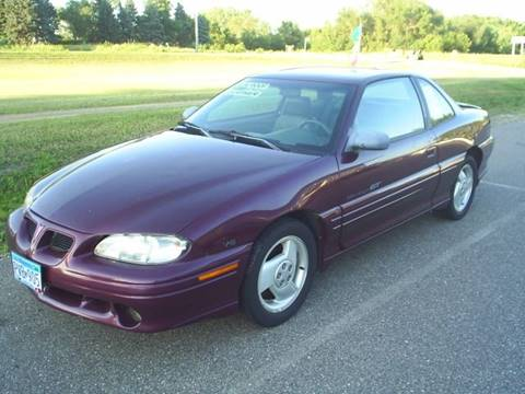 1996 Pontiac Grand Am for sale in Hutchinson, MN
