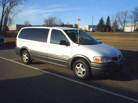 2003 Pontiac Montana for sale in Hutchinson, MN