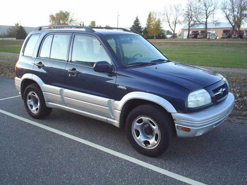 1999 Suzuki Grand Vitara for sale in Hutchinson, MN
