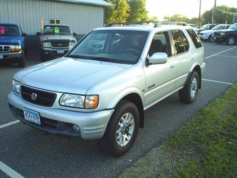2001 Honda Passport for sale in Hutchinson, MN