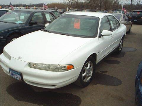 2003 oldsmobile alero alternator problems