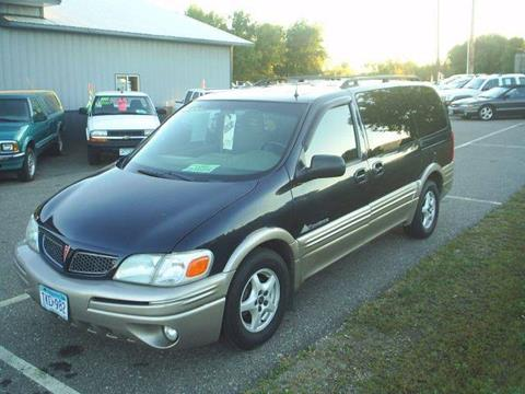 2001 Pontiac Montana for sale in Hutchinson, MN