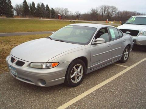 2000 Pontiac Grand Prix for sale in Hutchinson, MN