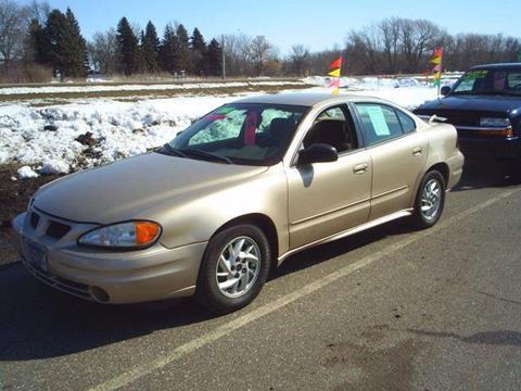 2003 Pontiac Grand Am for sale in Hutchinson, MN