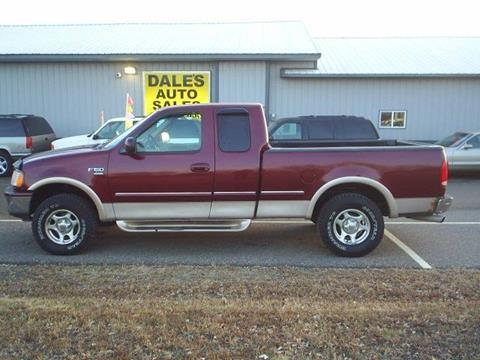 1998 Ford F-150 for sale in Hutchinson, MN