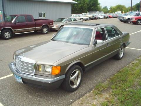 1981 Mercedes-Benz 300-Class for sale in Hutchinson, MN