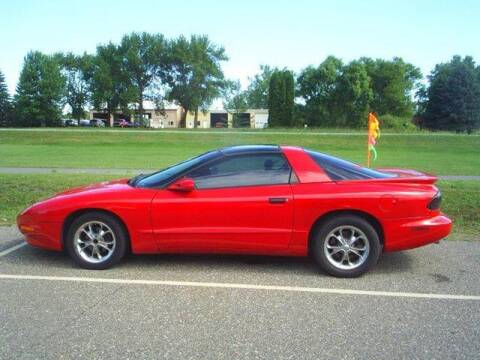 1994 Pontiac Firebird Formula for sale at Dales Auto Sales in Hutchinson MN