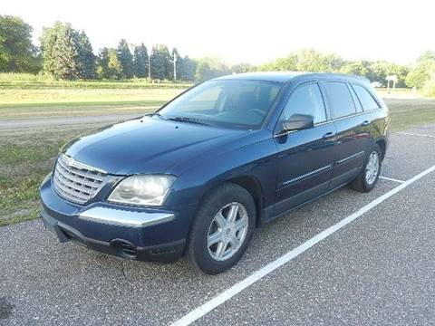 2005 Chrysler Pacifica for sale at Dales Auto Sales in Hutchinson MN