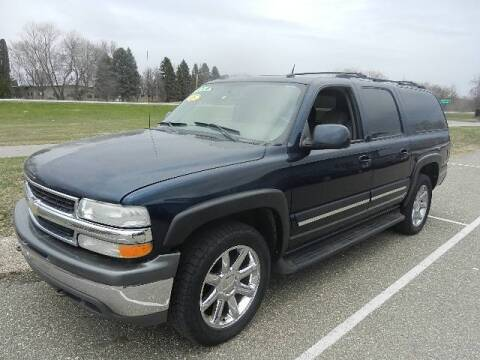 2005 Chevrolet Suburban for sale at Dales Auto Sales in Hutchinson MN