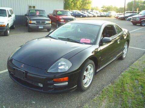 2000 Mitsubishi Eclipse for sale at Dales Auto Sales in Hutchinson MN