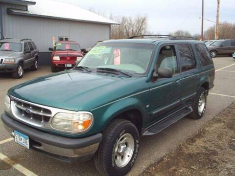 1998 Ford Explorer for sale at Dales Auto Sales in Hutchinson MN