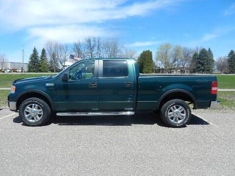 2008 Ford F-150 for sale at Dales Auto Sales in Hutchinson MN