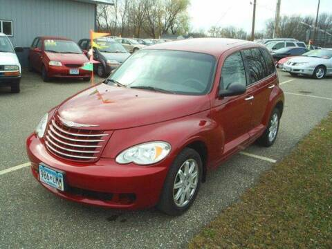 2007 Chrysler PT Cruiser for sale at Dales Auto Sales in Hutchinson MN