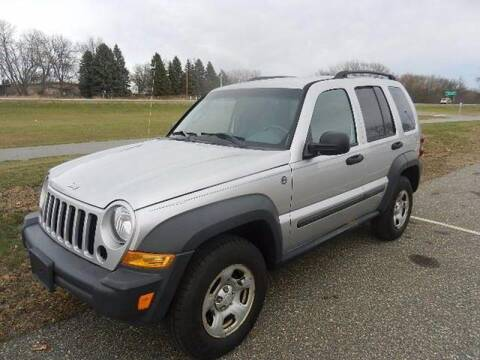 2006 Jeep Liberty for sale at Dales Auto Sales in Hutchinson MN