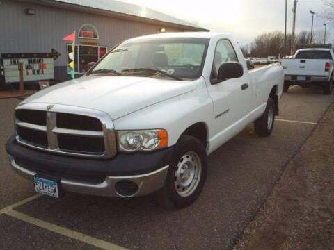 2005 Dodge Ram Pickup 1500 for sale at Dales Auto Sales in Hutchinson MN