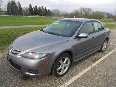 2008 Mazda MAZDA6 for sale at Dales Auto Sales in Hutchinson MN