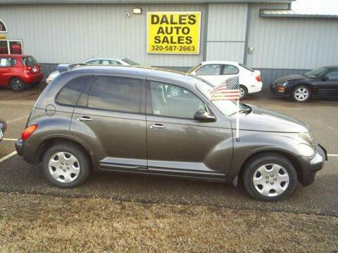 2004 Chrysler PT Cruiser for sale at Dales Auto Sales in Hutchinson MN