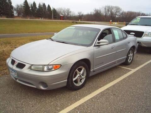 2000 Pontiac Grand Prix for sale at Dales Auto Sales in Hutchinson MN