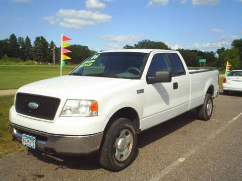 2006 Ford F-150 for sale at Dales Auto Sales in Hutchinson MN