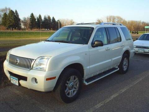 2004 Mercury Mountaineer for sale at Dales Auto Sales in Hutchinson MN