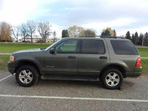 2004 Ford Explorer for sale at Dales Auto Sales in Hutchinson MN