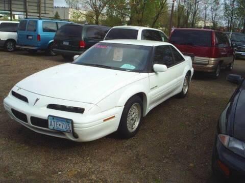 1994 Pontiac Grand Prix for sale at Dales Auto Sales in Hutchinson MN