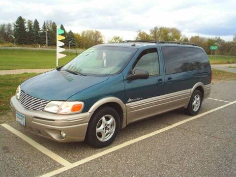 2003 Pontiac Montana for sale at Dales Auto Sales in Hutchinson MN