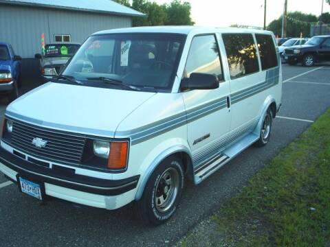 1990 Chevrolet Astro for sale at Dales Auto Sales in Hutchinson MN
