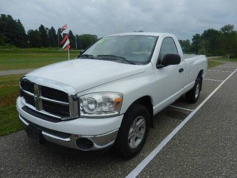 2007 Dodge Ram Pickup 1500 for sale at Dales Auto Sales in Hutchinson MN
