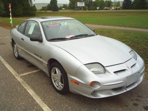 2001 Pontiac Sunfire for sale at Dales Auto Sales in Hutchinson MN