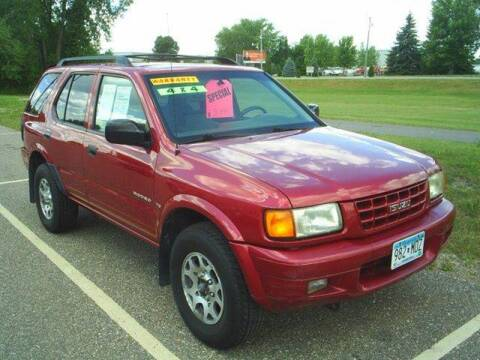 1998 Isuzu Rodeo for sale at Dales Auto Sales in Hutchinson MN