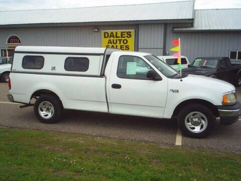 2000 Ford F-150 for sale at Dales Auto Sales in Hutchinson MN