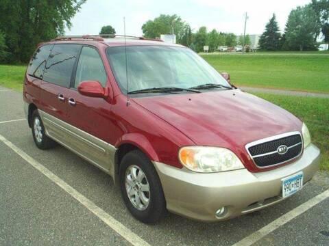 2005 Kia Sedona for sale at Dales Auto Sales in Hutchinson MN