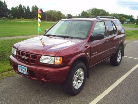 2002 Isuzu Rodeo for sale at Dales Auto Sales in Hutchinson MN