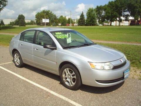 2004 Saturn Ion for sale at Dales Auto Sales in Hutchinson MN