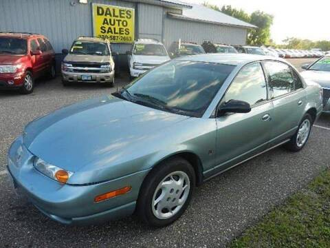 2002 Saturn S-Series for sale at Dales Auto Sales in Hutchinson MN