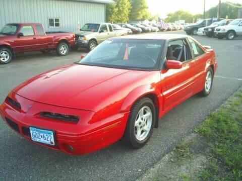 1996 Pontiac Grand Prix for sale at Dales Auto Sales in Hutchinson MN