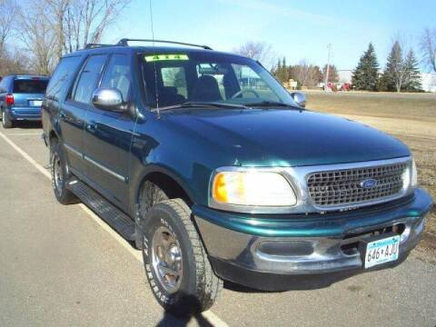 1998 Ford Expedition for sale at Dales Auto Sales in Hutchinson MN