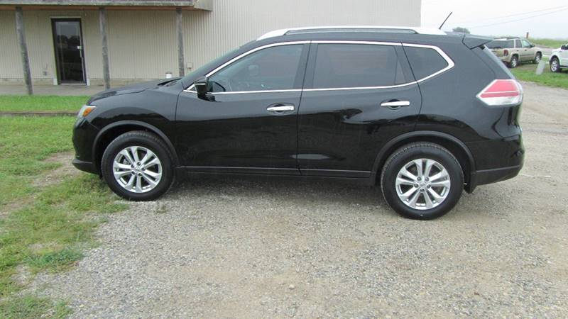 2014 nissan rogue sv in valley center ks wessel family motors. Black Bedroom Furniture Sets. Home Design Ideas