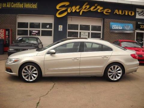 2010 Volkswagen CC for sale in Sioux Falls, SD