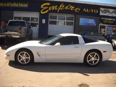 Chevrolet corvette for sale in sioux falls sd for Big city motors sioux falls sd