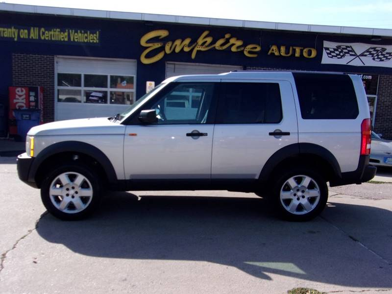 2005 Land Rover Lr3 HSE 4WD 4dr SUV In Sioux Falls SD - Empire Auto ...