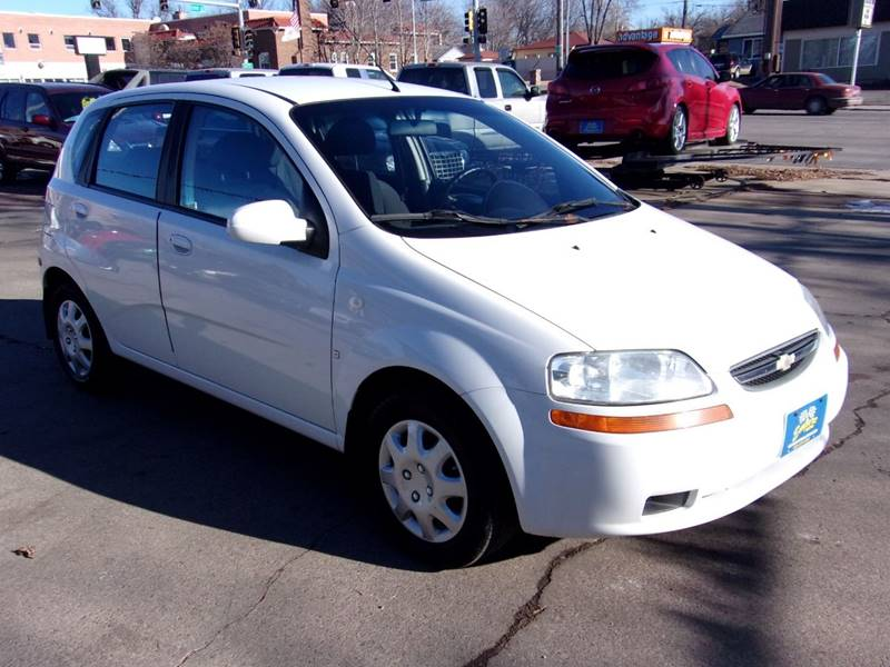 2008 Chevrolet Aveo Aveo5 Ls 4dr Hatchback In Sioux Falls Sd