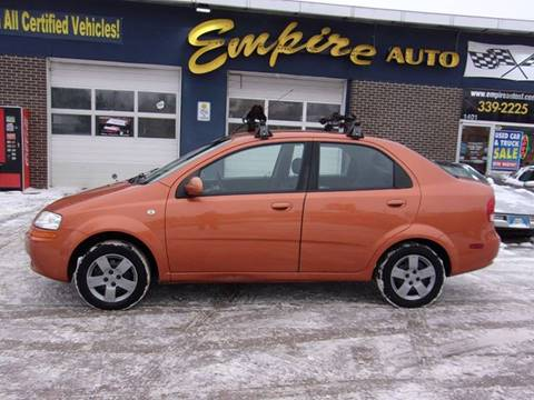 2006 Chevrolet Aveo For Sale In Sioux Falls Sd