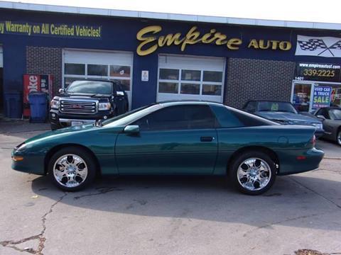 Used 1995 Chevrolet Camaro For Sale Carsforsale Com