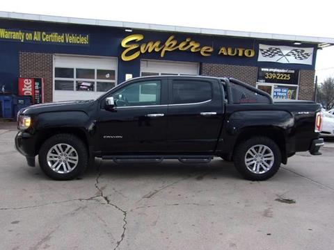 2017 GMC Canyon for sale in Sioux Falls, SD